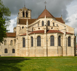 Basilika in Vézelay